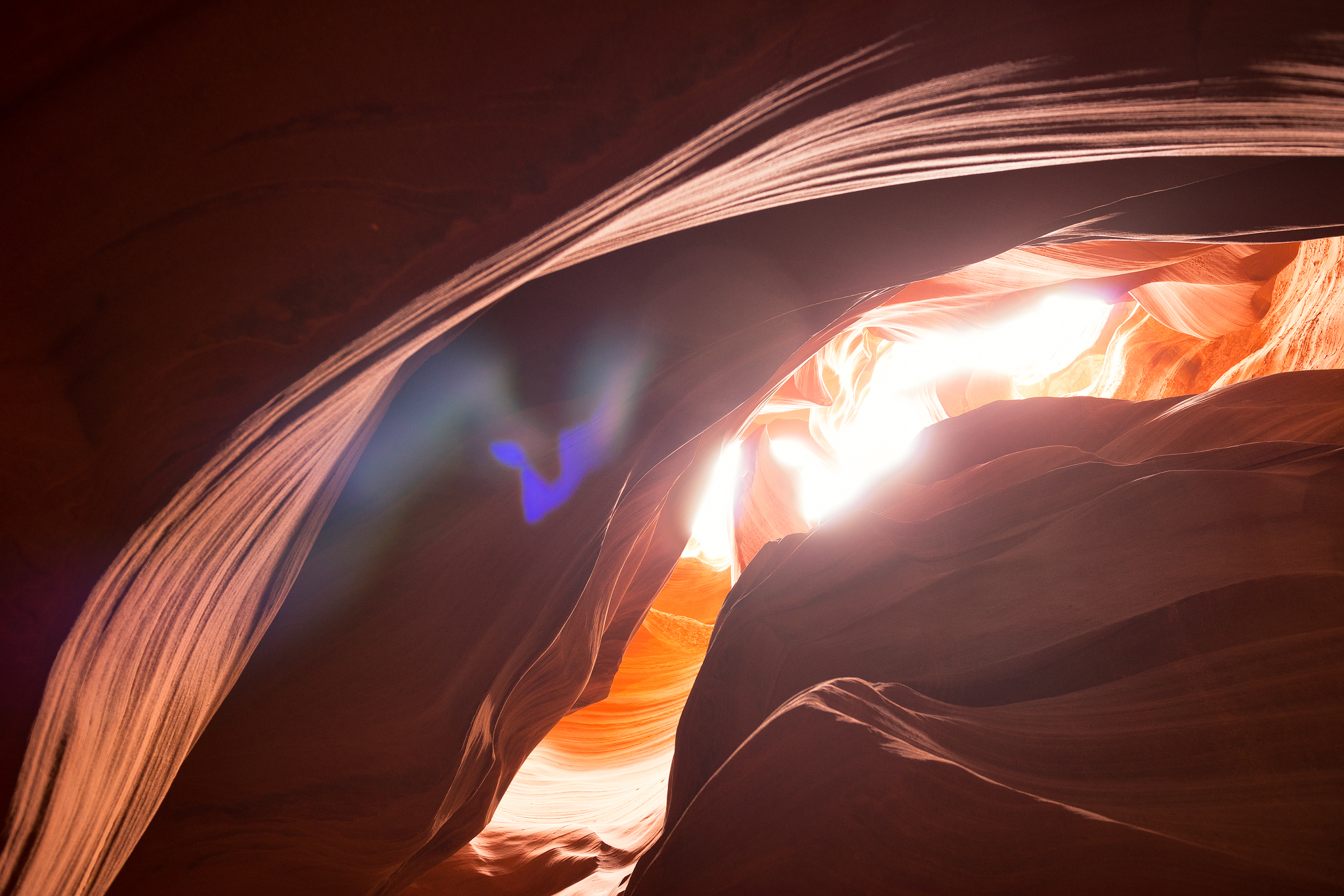 #8-Upper Antelope Canyon